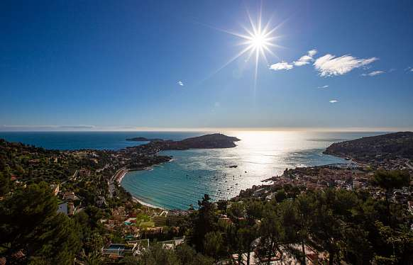 Home with panoramic sea view for sale in Villefranche-sur-Mer