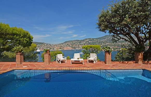 Chic Provence style villa to sell at Saint-Jean-Cap-Ferrat