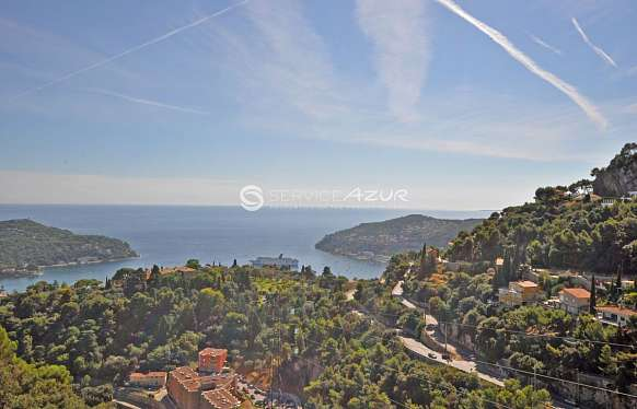 Big villa to sale on the hills of Villefranche-sur-Mer