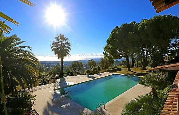 Sale rare property of 2,8 ha in Vence